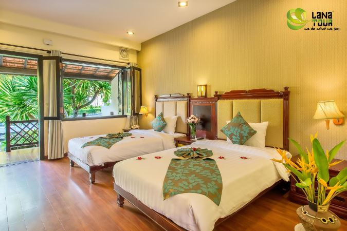 TROPICAL BEACH HOIAN RESORT 4*