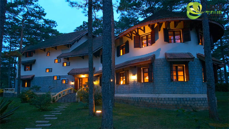ANA MANDARA VILLAS  & SIX SENSES SPA DA LAT  5*