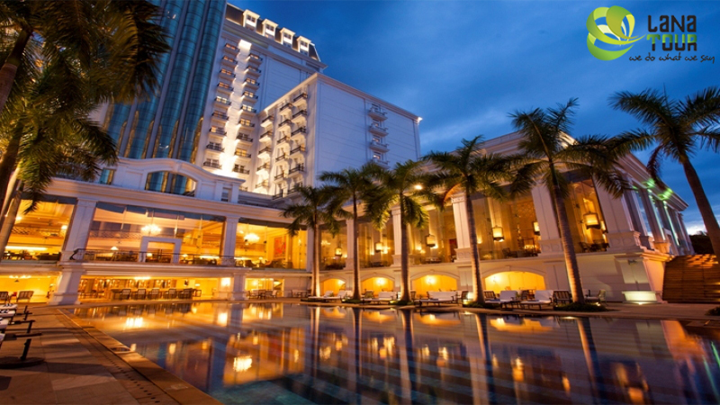 BEST WESTERN PREMIER INDOCHINE PALACE 5*