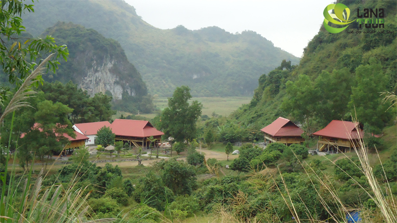 CAT BA ECOLODGE 4* (KDLST CONG DONG SUOI GOI CAT BA RESORT)