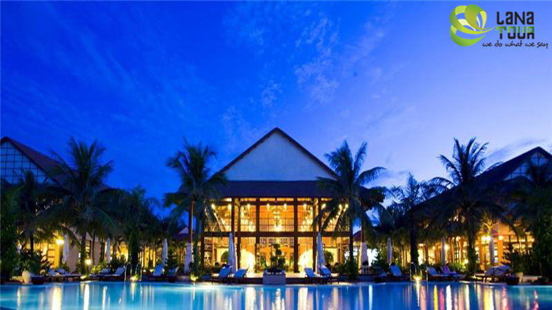 GOLDEN SAND RESORT & SPA 4*