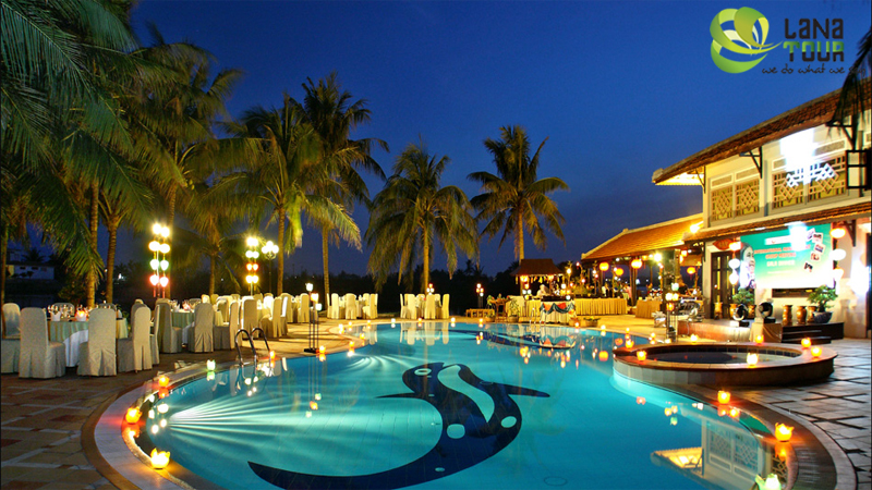 HOIAN BEACH RESORT 4*