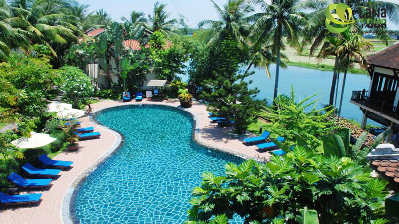 HOIAN RIVERSIDE RESORT 4*