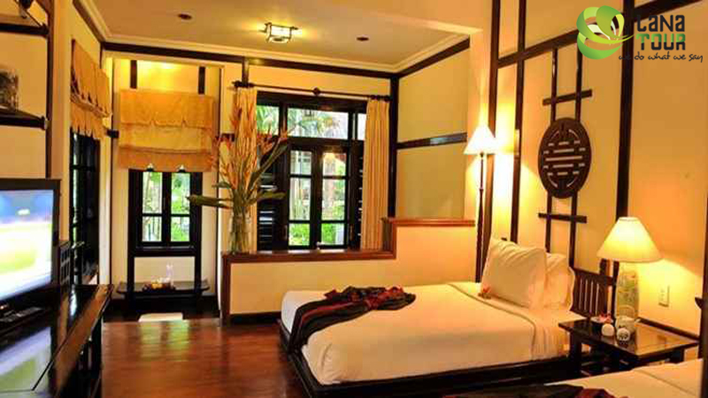 HOIAN TRAILS RESORT 4*