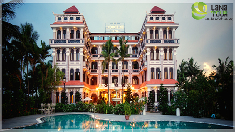 INDOCHINE HOIAN HOTEL 3*