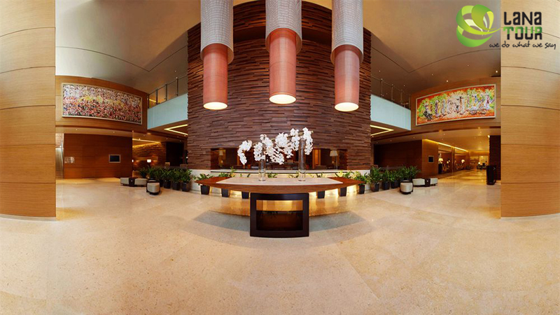 INTERCONTINENTAL ASIANA HOTEL 5*