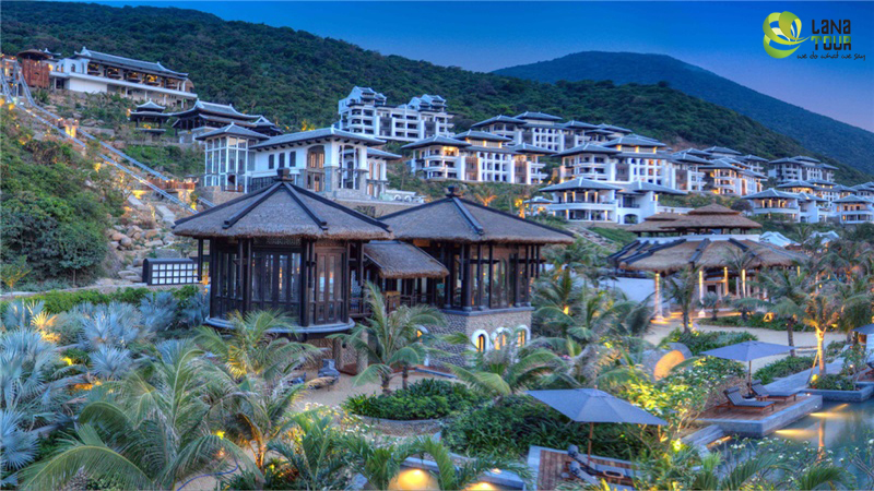 INTERCONTINENTAL DANANG SUN PENINSULA RESORT 5*