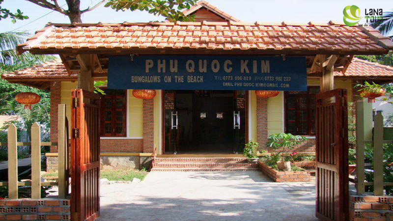 PHU QUOC KIM – BUNGALOW ON THE BEACH 3*