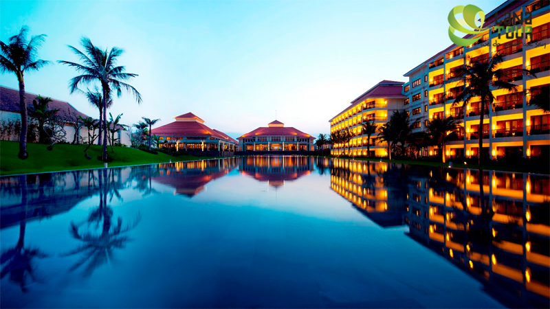 PULLMAN DANANG BEACH RESORT 5*