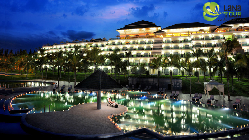 SEA LINK BEACH RESORT 5*
