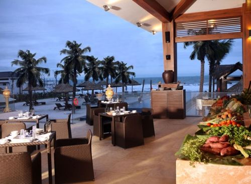 SUNRISE HOIAN BEACH RESORT 5*