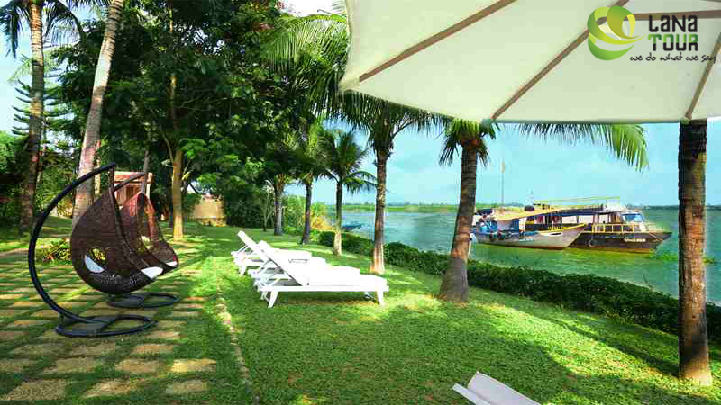 VINH HUNG RIVERSIDE RESORT & SPA 4*