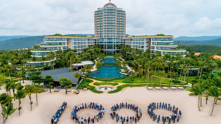 INTERCONTINENTAL PHU QUOC LONG BEACH RESORT 5*