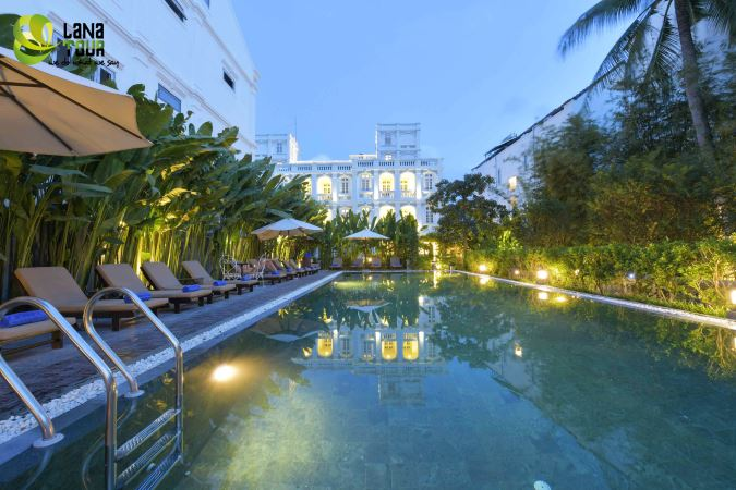 LASENTA BOUTIQUE HOTEL HOI AN 4*