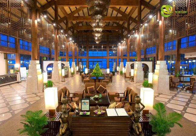 GOLDEN SAND RESORT & SPA 5*