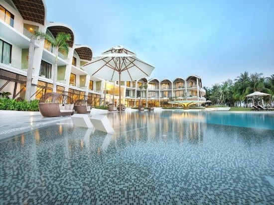 THE SHELL PHU QUOC RESORT AND SPA 5*